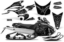 Yamaha FX Nytro Decal Graphic Kit Sled Snowmobile Wrap Decals 2008-2014 HAVOC S