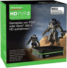 Hauppauge HD PVR 2 Gaming Edition External Video Editing Card Hardware #Y75-309