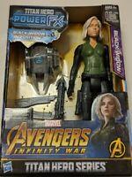 Marvel Avengers: Infinity War Titan Hero Power FX Black Widow