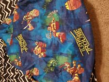 Nickelodeon Teenage Mutant Ninja Turtle Twin Sheets