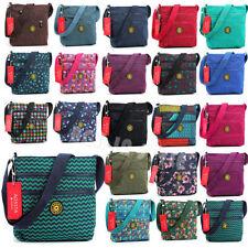 Zip Satchels Handbags Nylon