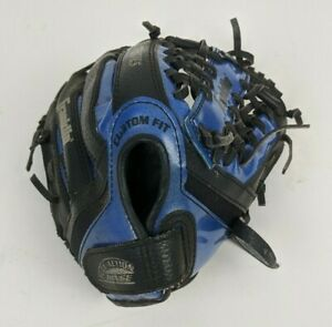 Franklin Deer Touch Baseball Glove Blue and Black 9 Inch Youth RHT