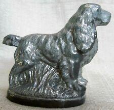 Cocker Spaniel English Springer Cavalier dog sanded aluminum bottle opener Usa
