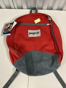 Vintage Jansport Sierra Madre Daypack Backpack Bookbag Deadstock
