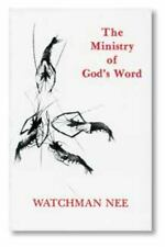 Ministry of Gods Word: (Paperback or Softback)