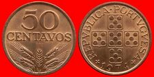 50 CENTAVOS 1974 SIN CIRCULAR PORTUGAL-0167SC