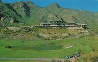 Postcard Skyline Country Club Tucson Arizona