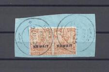 KUWAIT 1923-24 SG 6 USED Cat £52