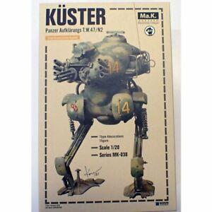 WAVE Ma.k MAK Maschinen Krieger SF3D MK-038 1/20 SAFS Kuster Model