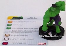 HULK #207 Galactic Guardians Marvel Heroclix Gravity Feed Microset