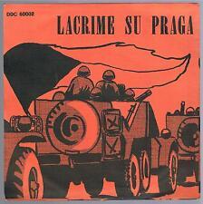 """FRANCO VARIALE LACRIME SU PRAGA 7"""" 45 GIRI"""