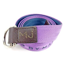 Marc By Marc Jacobs belt Purple Navy Woman unisex Authentic Used T5393