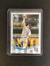 2013 Topps Chrome Wil Myers X-Fractor #16 Rookie Refractor RC Padres