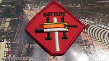 VINTAGE INLAND STEEL EAST CHICAGO USS COKE PLANT EMPLOYEE UNIFORM PATCH BATTERY