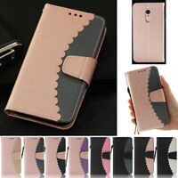 Splice Wallet Leather Flip Case Cover Magntic For Xiaomi A1 Redmi 4A 5A Note 4X