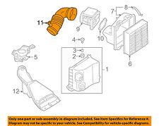 MITSUBISHI OEM 02-07 Lancer Air Cleaner Intake-Air Duct Tube Hose MR571700