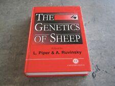 Genetics of Sheep by CABI Publishing (Hardback, 1997) Piper/Ruvinsky