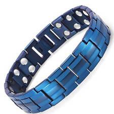Magnet Bracelet men women 4 Elements Arthritis Energy Fatigue Pain Relief Golf
