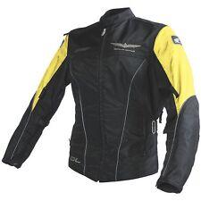 Joe Rocket Honda Goldwing Deals Gap Jacket US Womens MD Part # 0881-2403 Yellow
