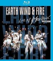 LIVE AT MONTREUX 1997/98 (BLURAY) - EARTH,WIND & FIRE EAGLE VISION  BLU-RAY NEW+