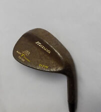 Mizuno MP T Series Raw Haze 53-08 Gap Wedge R300 Steel Shaft Mizuno Grip