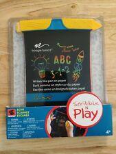New Boogie Board J3SP60001 Scribble N' Play LCD eWriter Color Burst +Free App