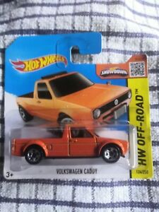 Hot Wheels Volkswagen Caddy 124/250