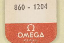 Omega 860 865 920 part 1204 Arbre de barillet Barrel arbor Albero bariletto NOS