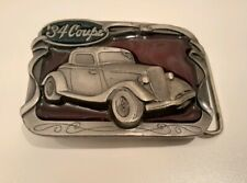 C & J INC. BUCKLES OF AMERICA HEAVY '34 Coupe.