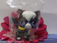 Littlest Pet Shop Tuxedo Cat Black & Bhite Puzzle Cat no # New in bag