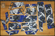 GRAPHICS KIT YAMAHA BANSHEE 350 B350 ATV QUAD DECALS FENDERS INCLUDED ALL MODELS