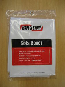 SOFA DUST COVER DURABLE PROTECTIVE SHEET