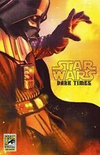 STAR WARS DARK TIMES #1 SAN DIEGO COMIC-CON 2013 VARIANT DARTH VADER NEAR MINT