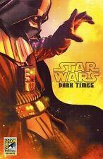 STAR WARS DARK TIMES #1 SAN DIEGO COMIC-CON 2013 VARIANT DARTH VADER NEAR MINT