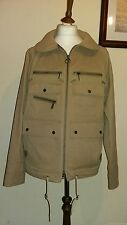 Barbour X White Mountaineering Tench Jacket Stone Size L