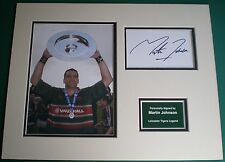 Card Rugby Union Autographs