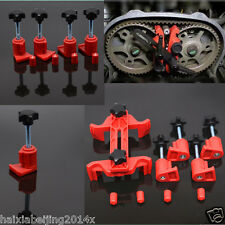 5 x Car Dual Cam Clamp Camshaft Engine Timing Locking Tool Sprocket Gear Locking