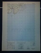 1940's Army (like USGS) topographic map Kennebunkport Maine -Sheet 6970 IV SW
