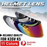 Motorcycle Helmet Visor AGV K5 K3SV K1 Helmet Glasses Lens Anti-fog Night Vision