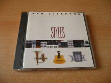 CD Ben Liebrand - Styles - 1990 - 14 Songs