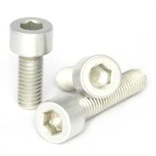 100 pieces Aluminum M5 x 20mm bolt (7075 Aluminium!)