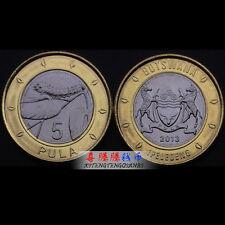 Botswana 5 Pula, 2013, KM#NEW, Single coin, UNC