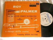 """ROY PALMER & JIMMY BLYTHE State Street Ramblers Riverside 10"""" LP Frank Melrose"""