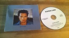CD Pop Espen Lind - Black Sunday (3 Song) Promo UNIVERSAL digi