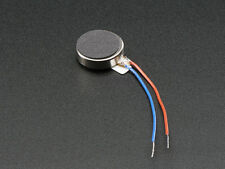 2x Vibrating Mini Disc Motor Buzzer use for Haptic, Controller, Arduino or FONA