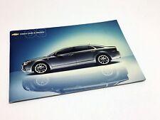 2008 Chevrolet Corvette Impala HHR Malibu Silverado Colorado Full Line Brochure
