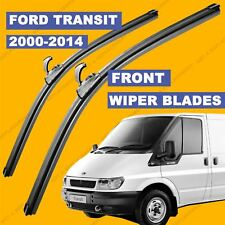 U-hook Front set Wiper Blade For Ford Transit 2000-2014 51 52 53 54 till 64 reg