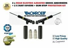 FOR VW PASSAT CC TOURAN 3C0513045D 2X REAR ELECTRIC SHOCK ABSORBERS SET + KIT