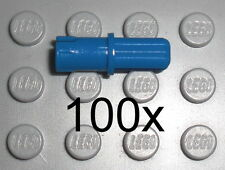 LEGO Technic - 100x Achspin Verbinder / Axle Pin with Friction Kreuzpin 43093