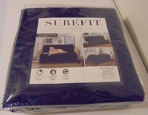 SureFit Furniture Cover-3-In-1 Waterproof Reversible Armless cover